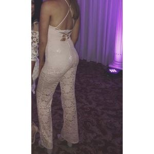 Jumpsuit from Bebe